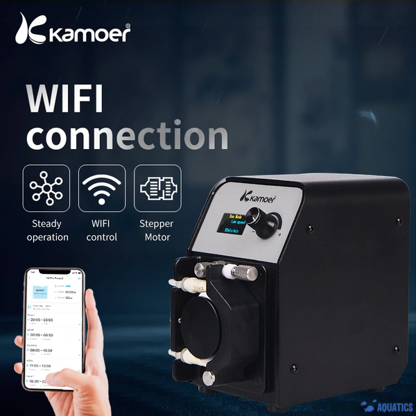Kamoer FX-STP Stepper Motor pump - WIFI