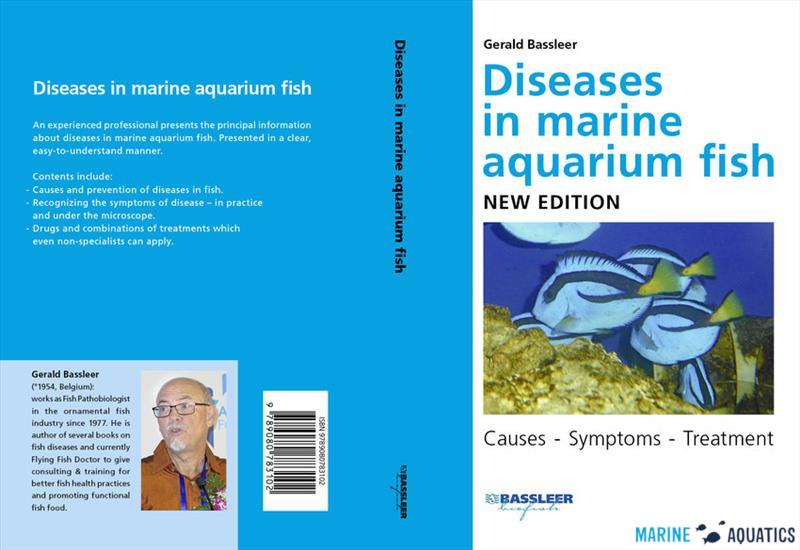 Diseases in marine aquarium