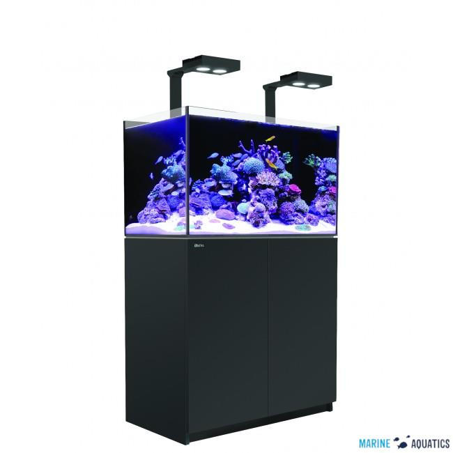 Red Sea REEFER 250 Deluxe, černý (204+40L)